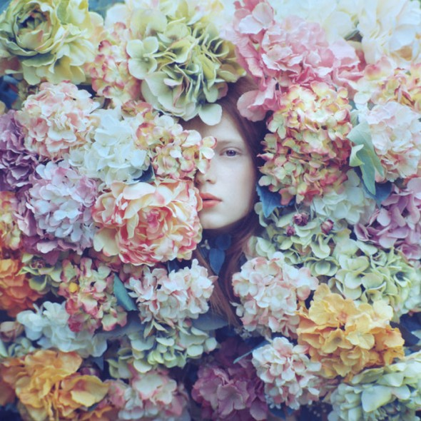 Emotive Portraits par Oleg Oprisco florale