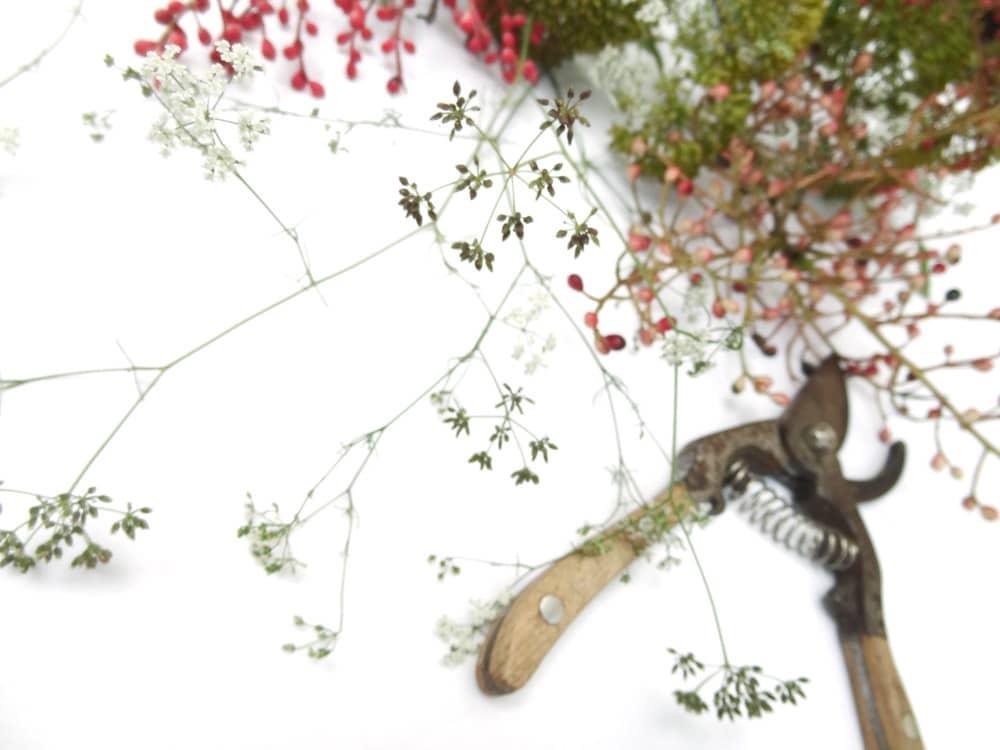 bouquet champetre d'automne