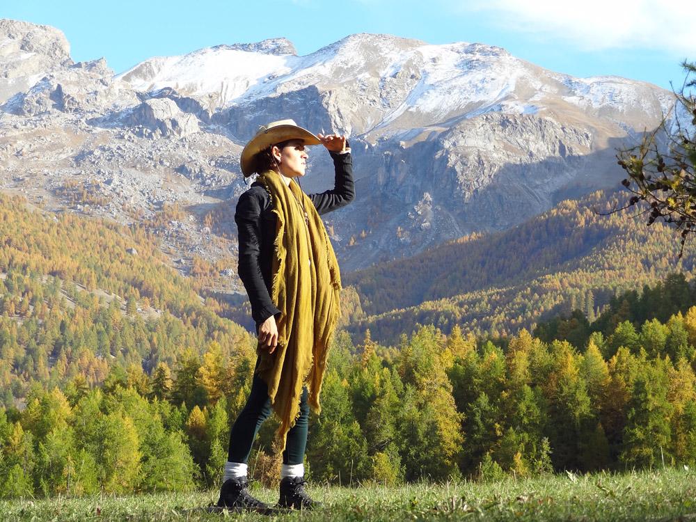 automne alpes vallee de l'ubaye