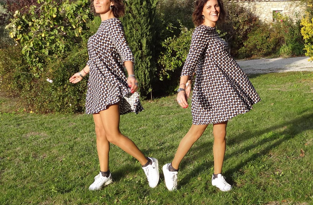 soeurs jumelles en stansmith
