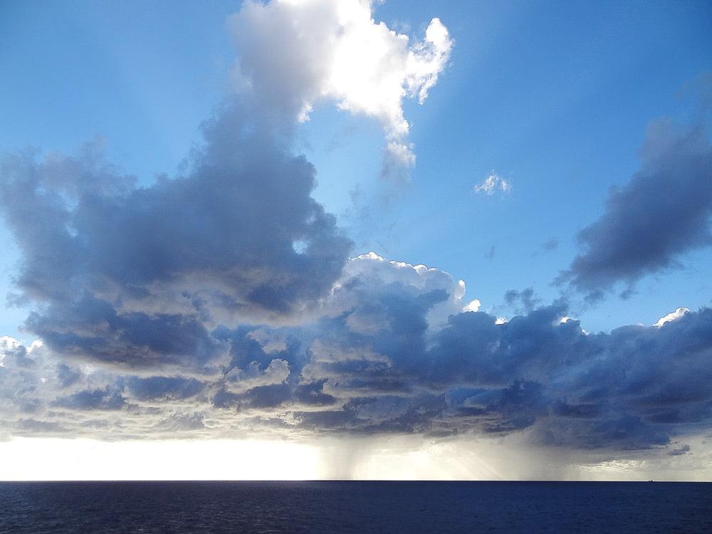 ciel vue choses à faire traversée
