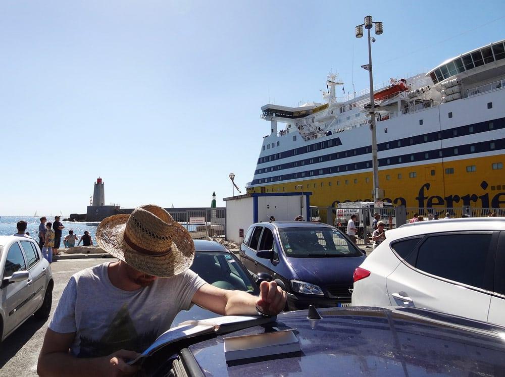voyager en ferry conseils attente calme