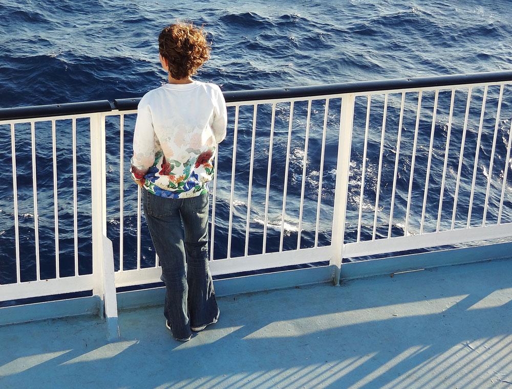 voyager en ferry traversée vers la Corse