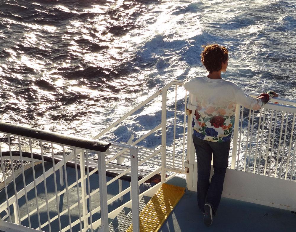 partir en corse sur un ferry conseils