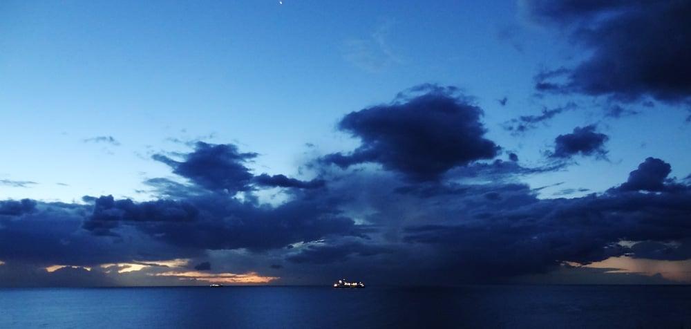 voyager en ferry de nuit ou de jour
