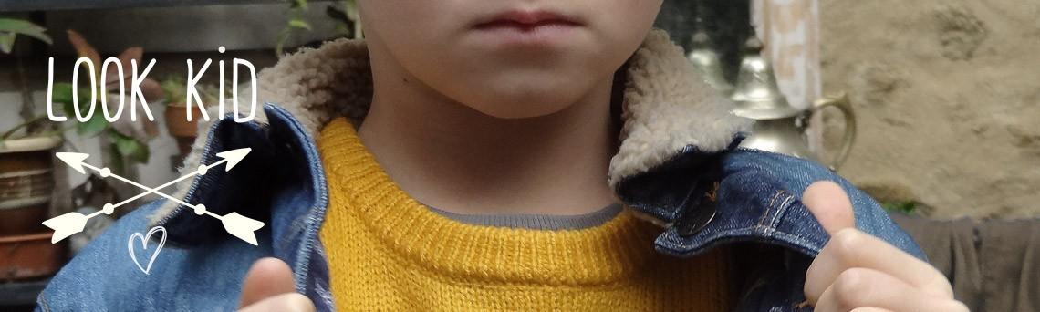 best look garçon jeans enfant