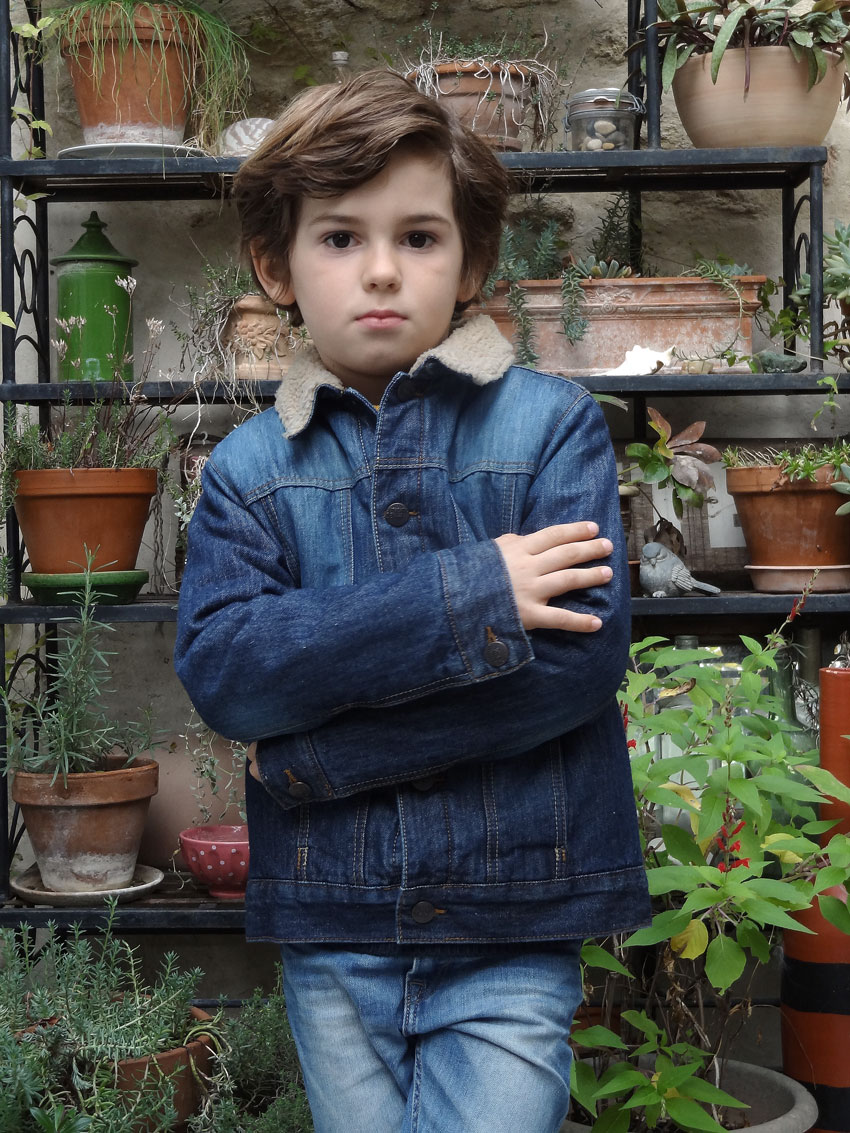 look enfant jeans tex kids