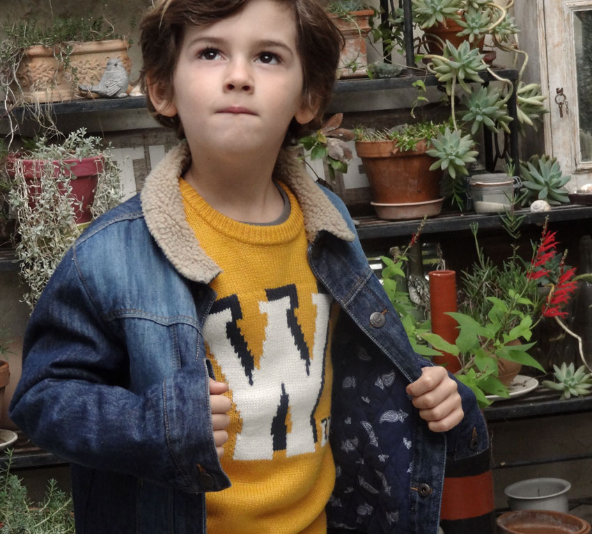 look enfant jeans vetements kids tex