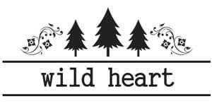 wild heart visuel logo
