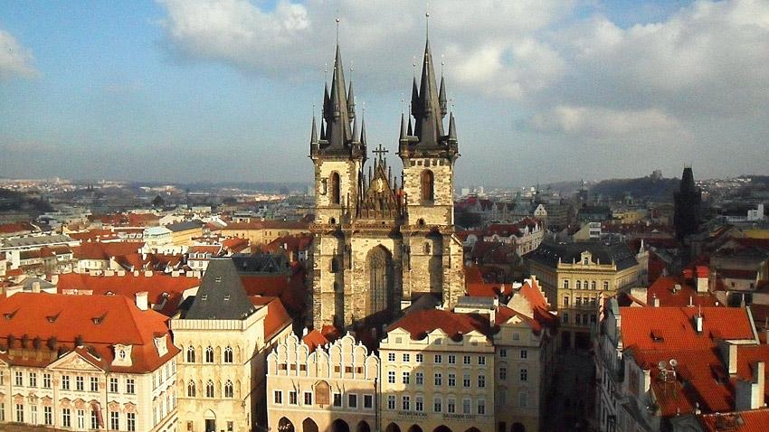 quoi faire pour 3 jours à Prague insolites romantiques