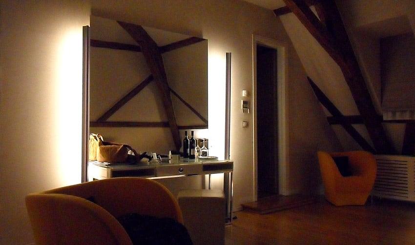 sejour réussir son voyage à Prague hotel design mala strana