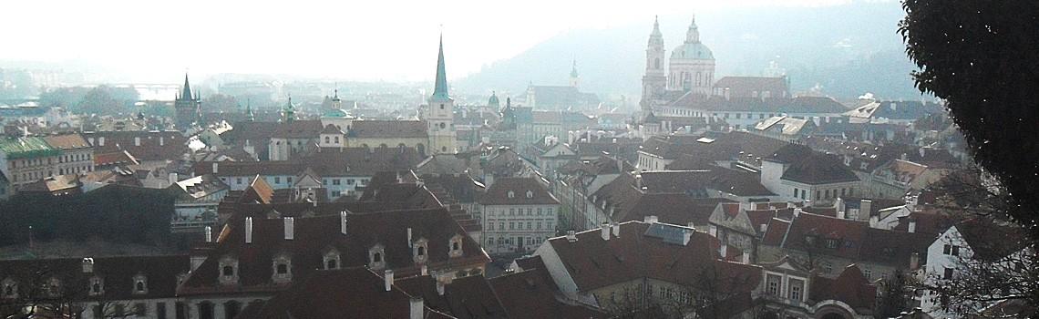 Mala Strana quartier bohème de Prague