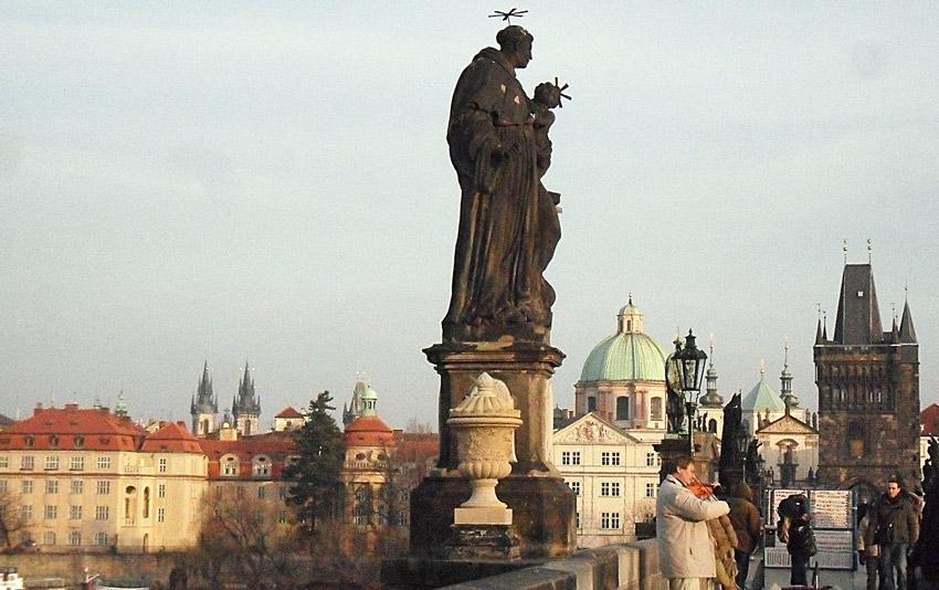 réussir son voyage à Prague pont charles