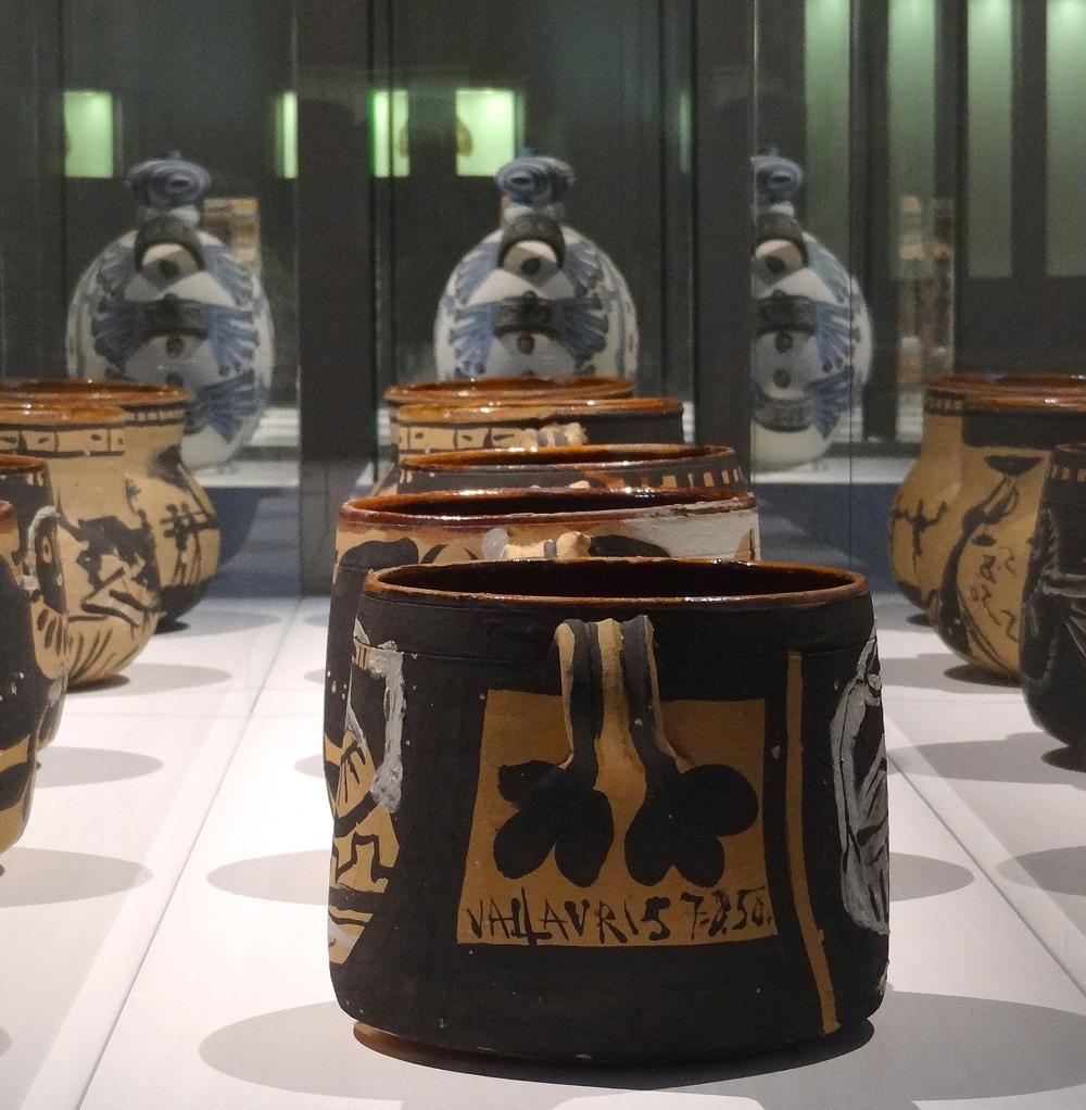 artisanat ceramique picasso marseille mucem