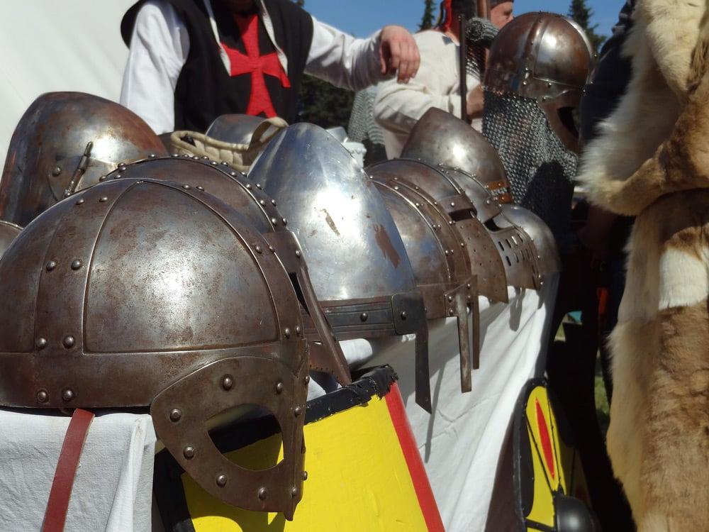 confreries compagnies moyen-age fete medievale en Provence