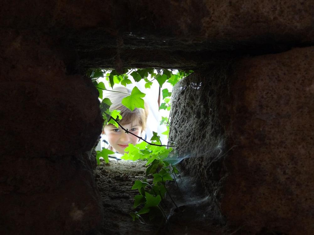 grotte au palmiers Peyrolles fête medievale