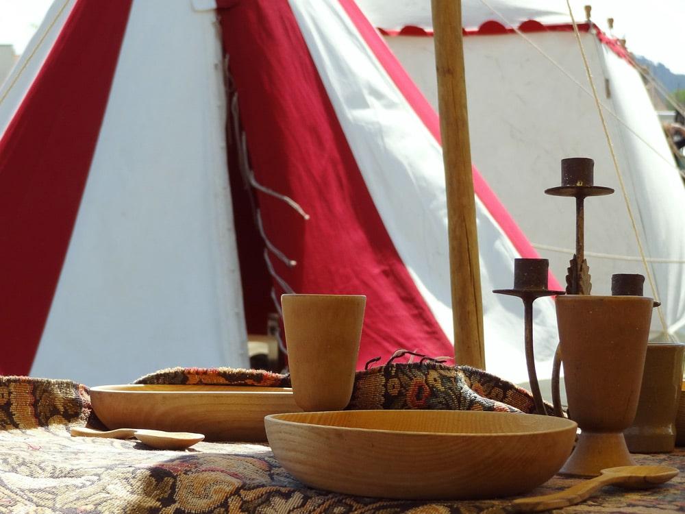 fête médievale en Provence peyrolles foire roy René tourisme en Provence