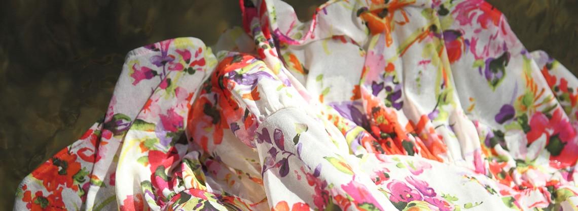 robe fleurie printemps coachella blogueuse mode