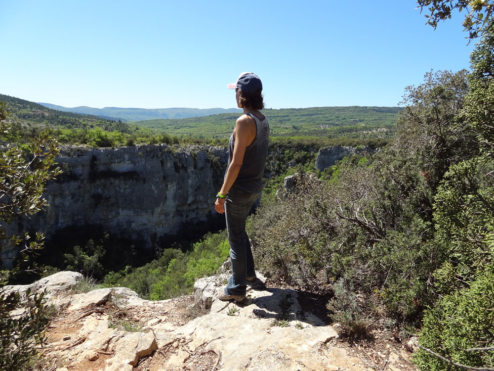 canyon parc naturel regional du luberon