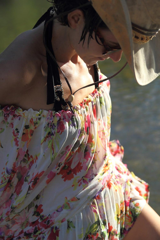 robe fleurie printemps coachella blo mode
