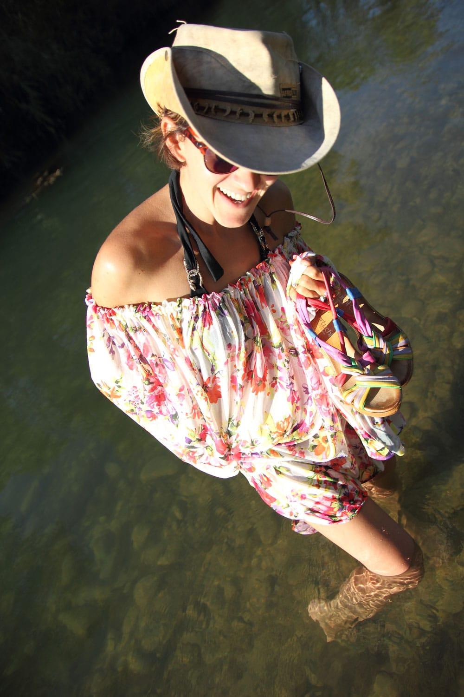robe fleurie style coachella blog mode