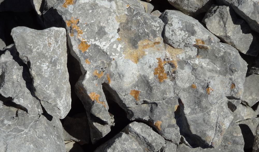 roche rochers des gorges d'Oppedette