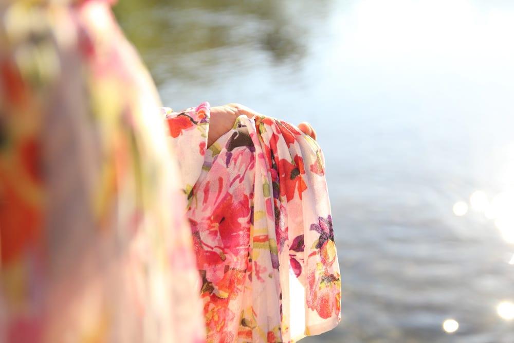 motif fleuri pour printemps coachella