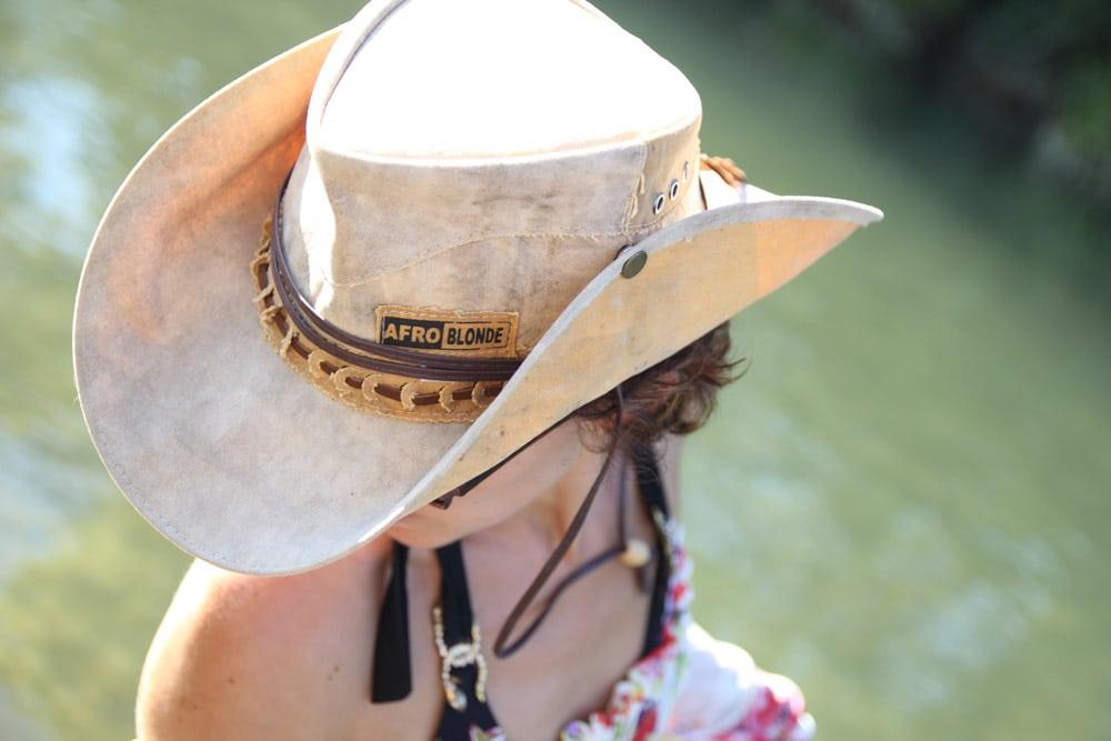 chapeau de cowboy pour femme mode blog
