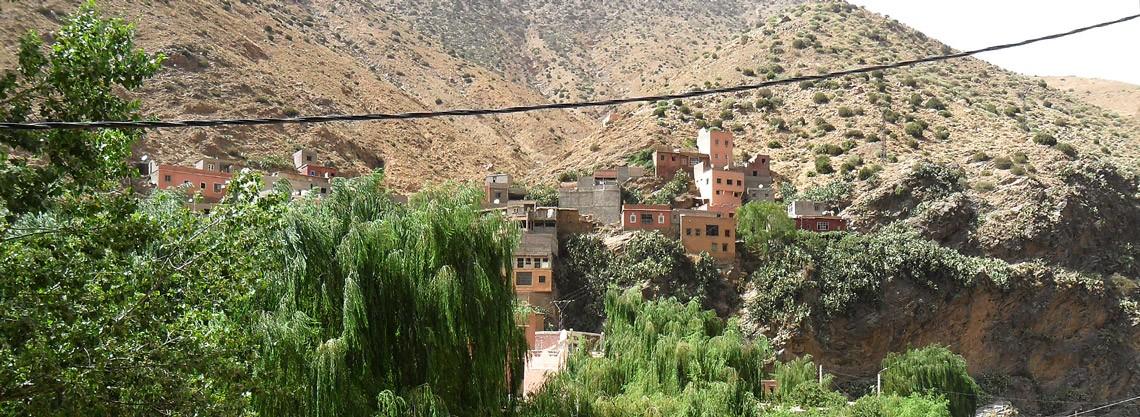 blog voyage vallée de l'Ourika au Maroc