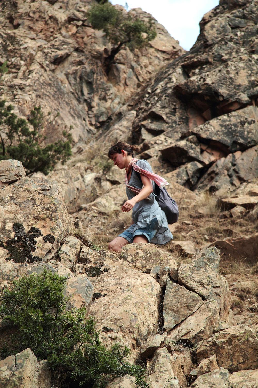 randonnée vallée de l'ourika