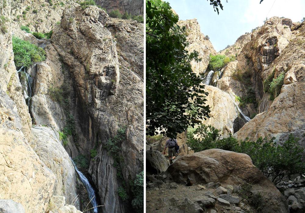 7 cascades vallee de l ourika