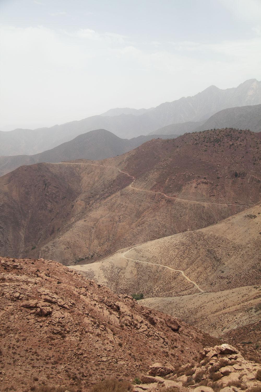 road trip haut atlas marocain