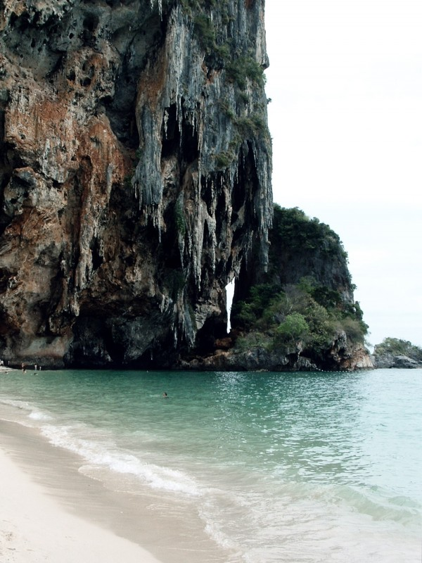 railay beach ^plage incontournable