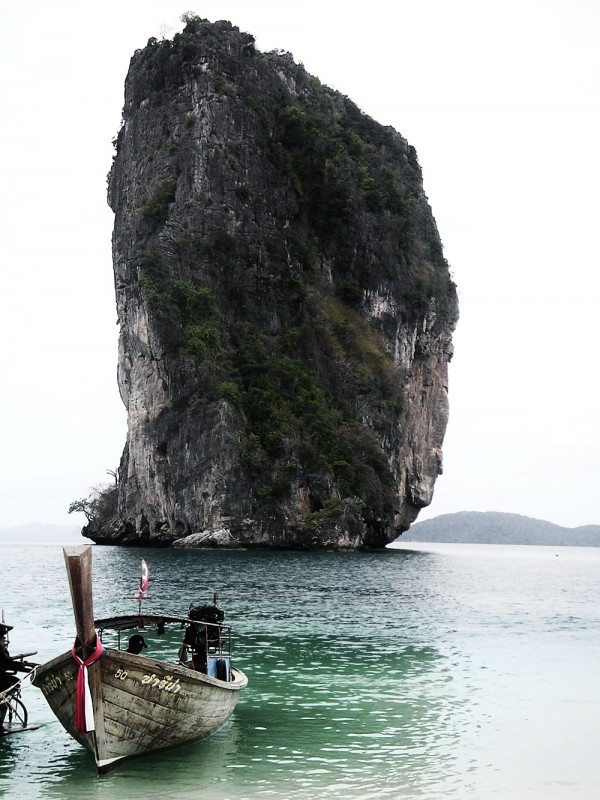 railay beach plage paradisiaque