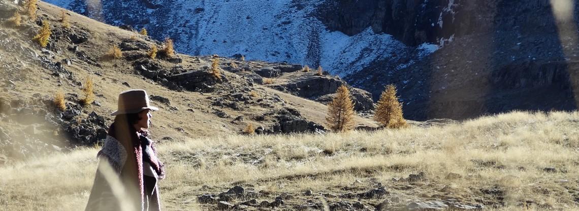 Alpes : Randonnée en famille en Ubaye