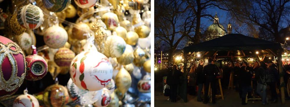 marchés de noël karlsplatz-vienne-fete
