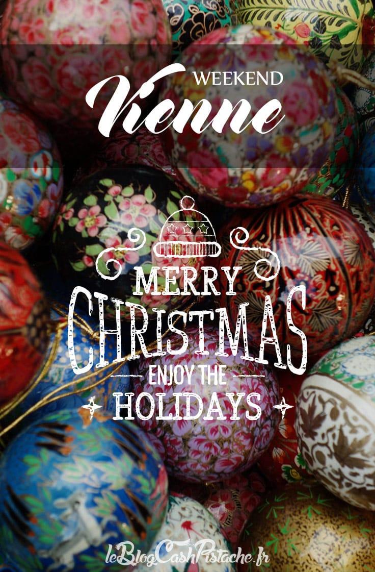 Noël à Vienne Weekend