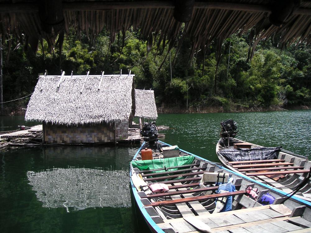 khao sok road trip en thailande voyage