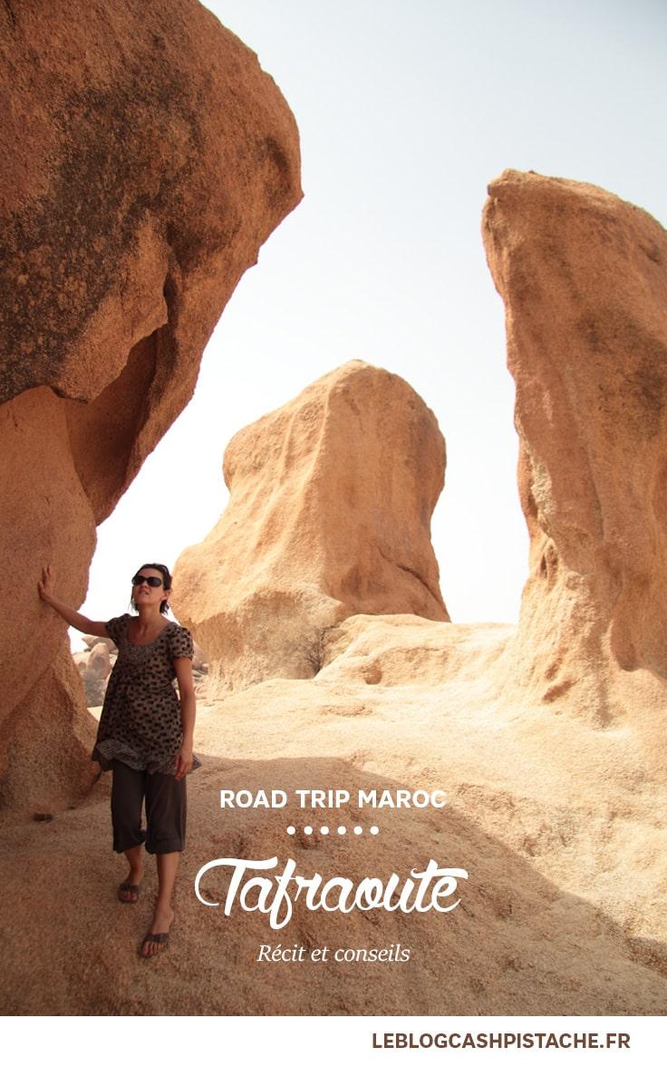 Road trip Maroc Tafraoute