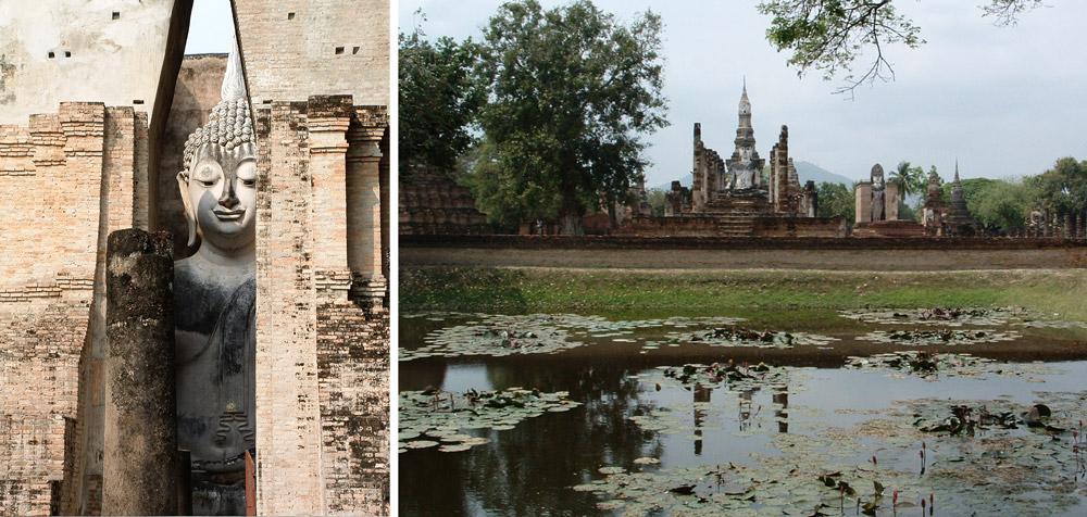 sukhothai roadtrip en thailande voyageurs