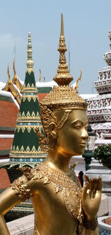 les plus beaux temples Thailande Bangkok