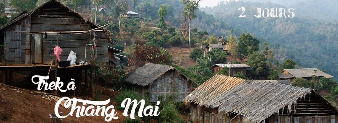 Chiang Mai : Trek dans les montagnes