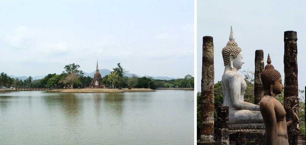 voyage sukhothaï roadtrip en thailande voyageurs
