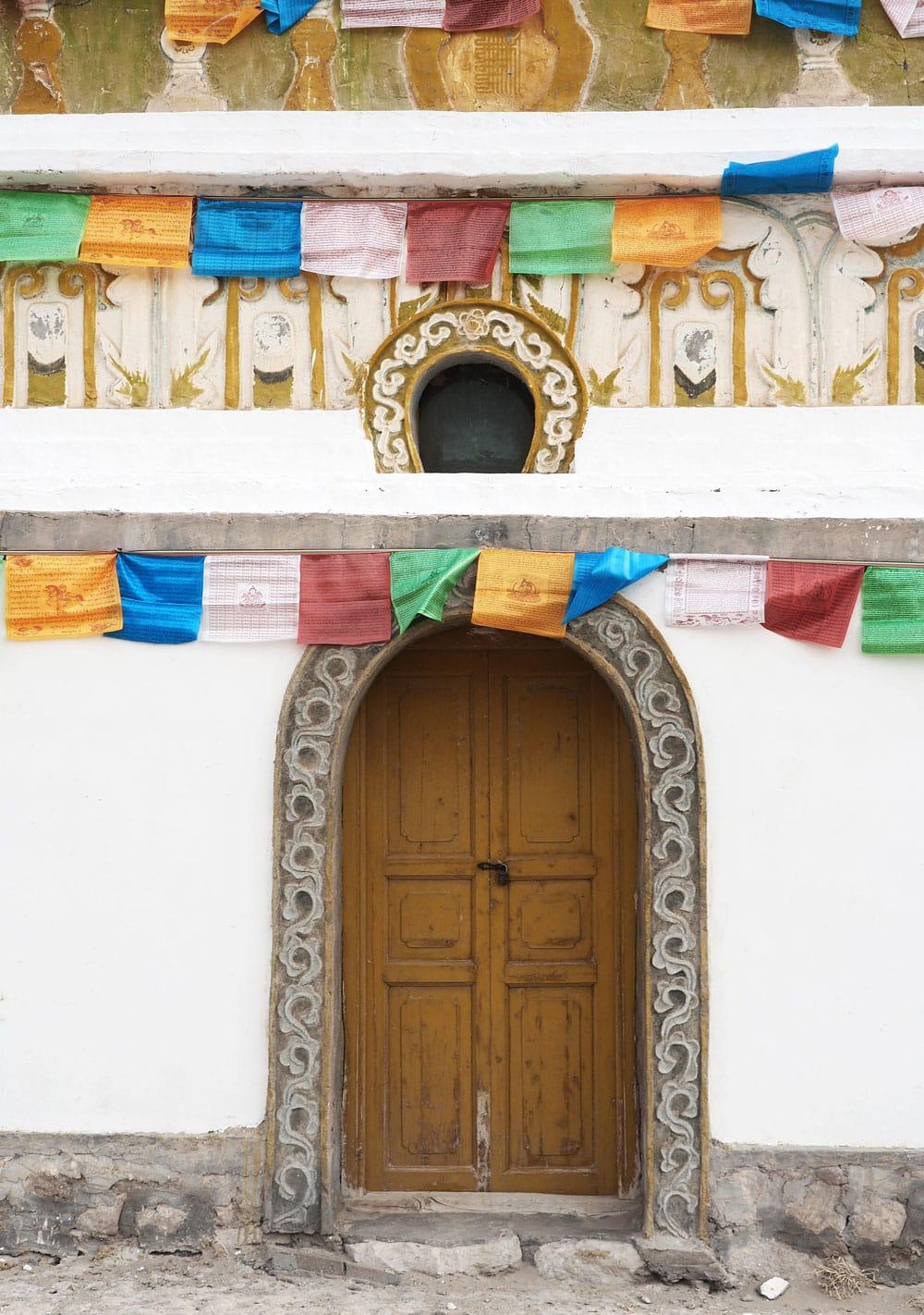 Chine badain jaran temple blog voyage
