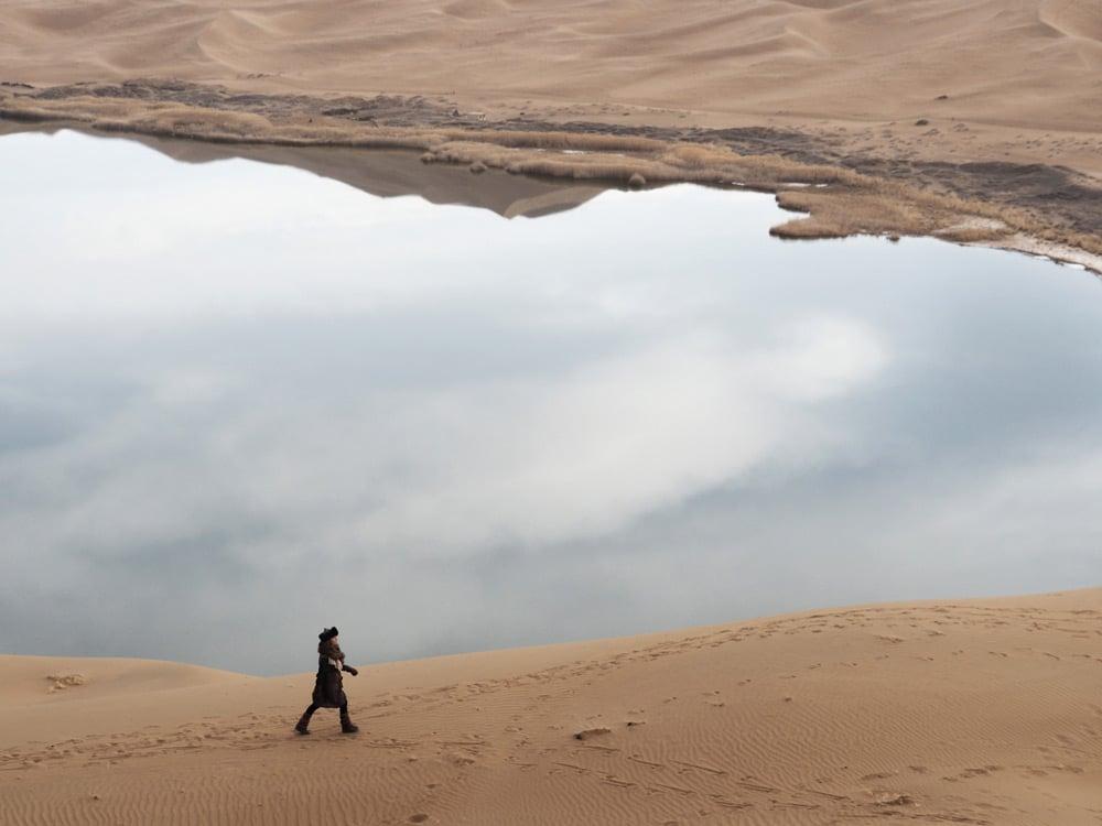 desert badain jaran blog voyage chine