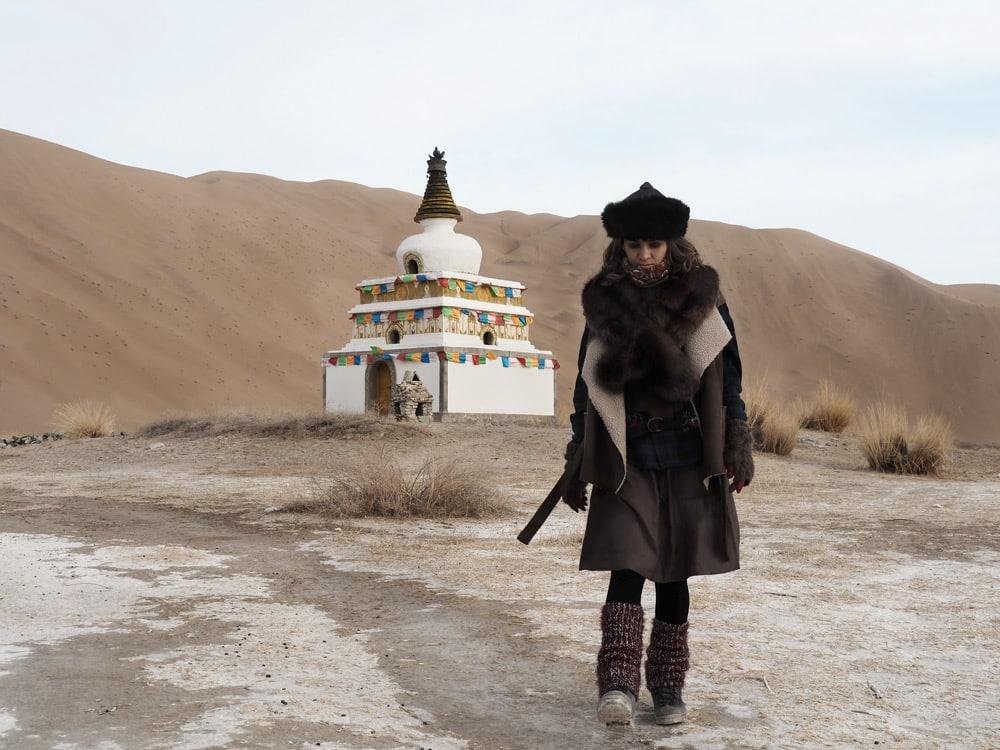 desert en chine zhangye badain jaran blog voyage aventure