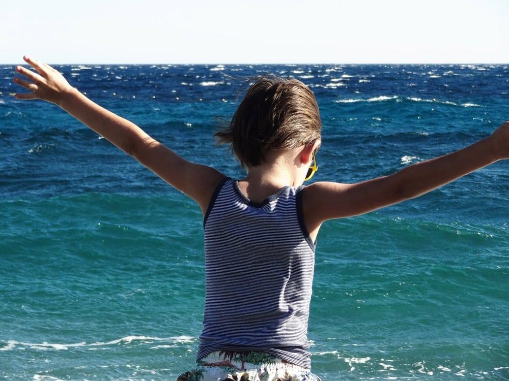 bord de mer Fréjus St Raphaël vacances avec enfants Côte d'Azur