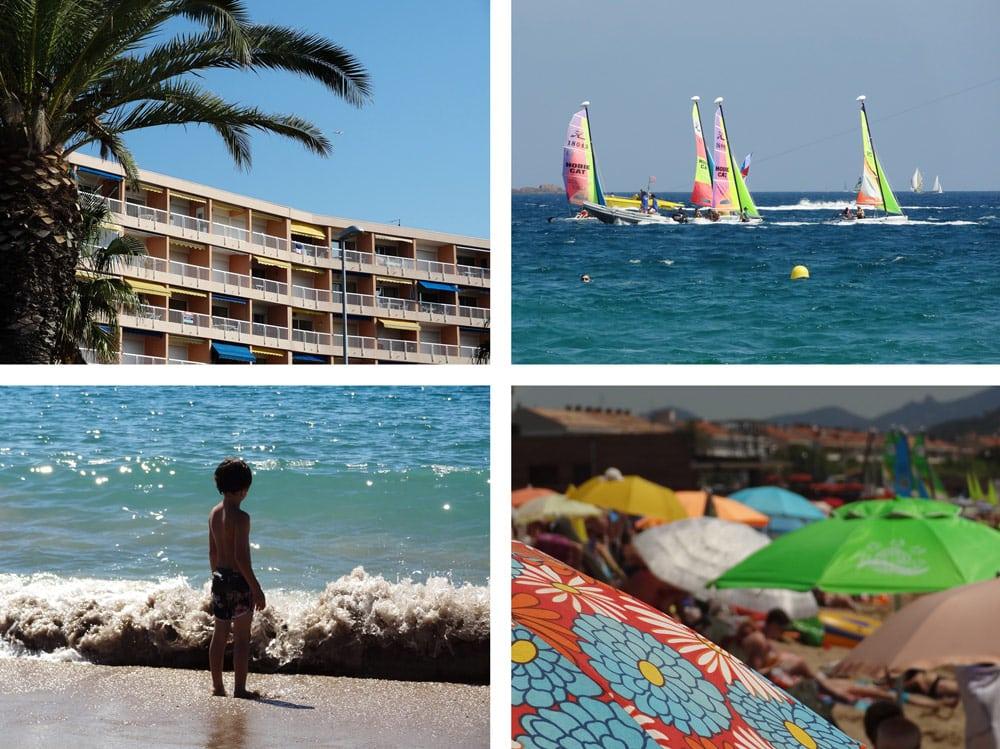 choisir vacances bord de mer Fréjus Saint Raphaël