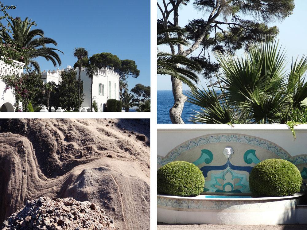 incontournable à St Raphael pour les vacances villa mauresque
