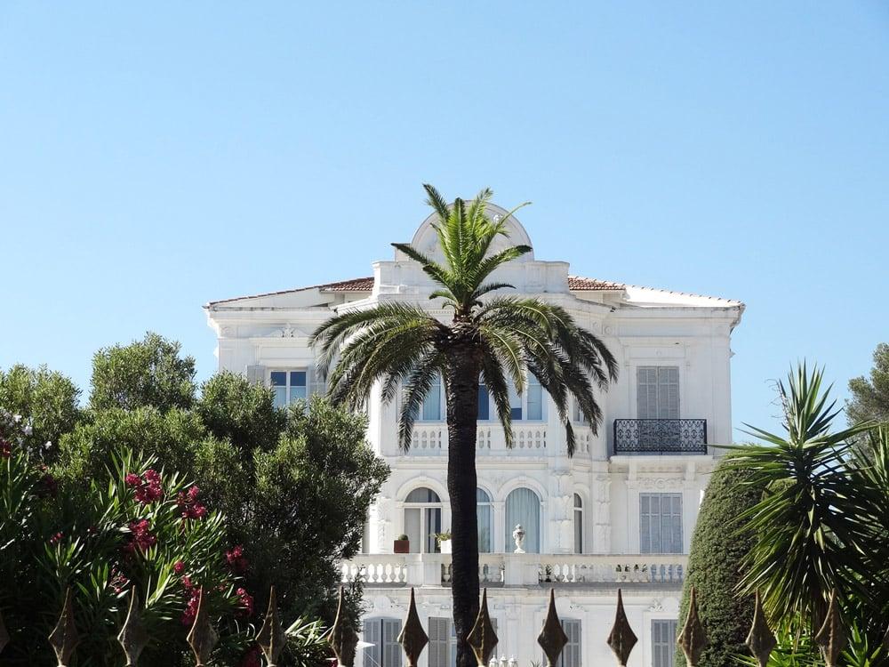 que faire à Saint Raphaël pour les vacances été Villa mauresque